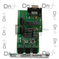 Carte MCV1 Aastra Ericsson MD Evolution XL - XLi