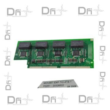 Carte TIC-4TS-1 Aastra Ascom Ascotel IntelliGate 150 et 300
