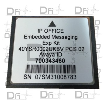 Carte Embedded Avaya IP Office IP4xx - IP500