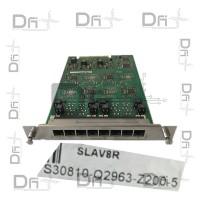 Carte SLAV8R OpenScape X3R - X5R S30810-H2963-Z200
