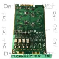 Carte SLAD4 OpenScape X3W - X5W S30810-H2956-X100