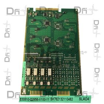 Carte SLAD4 OpenScape X3W - X5W