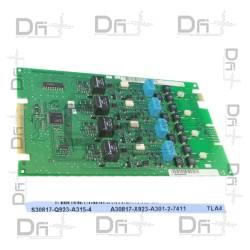 Carte TLA4 HiPath 3350 - 3350