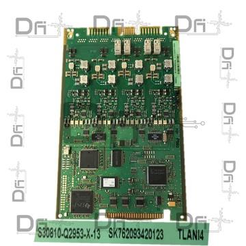 Carte TLANI4 OpenScape X3W - X5W
