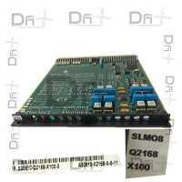Carte SLMO8 OpenScape X8 - HiPath 3800 S30810-Q2168-X100