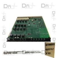 Carte STMD3 OpenScape X8 - HiPath 3800 S30810-Q2217-X10