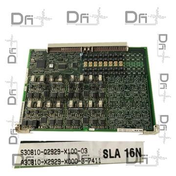 Carte SLA16N Hipath 3xxx - HIcom Office