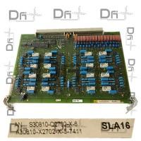 Carte SLA16 Hipath 3xxx - Hicom Office S30810-Q2702-X