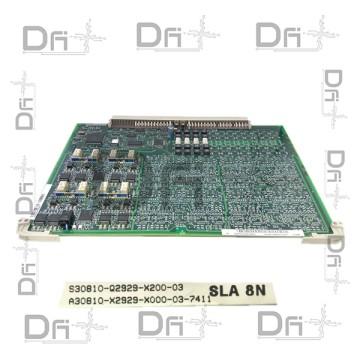 Carte SLA8N HiPath 3xxx - Hicom Office