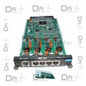 Carte LCOT4 Panasonic KX-NCP500 - KX-NCP1000