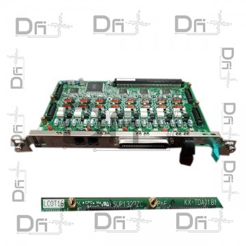 Carte LCOT16 Panasonic KX-TDA & KX-TDE 100/200/600