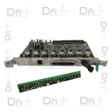 Carte SLC8 Panasonic KX-TDA & KX-TDE 100/200/600