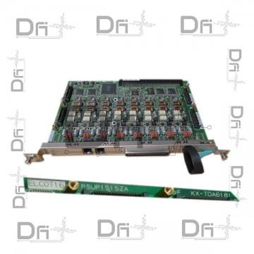 Carte ELCOT16 Panasonic KX-TDA600 & KX-TDE600