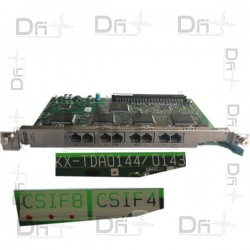 Carte CSIF8 Panasonic KX-TDA & KX-TDE 100/200/600