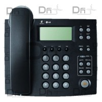 LG-Ericsson LKA-220C Black Analog Phone