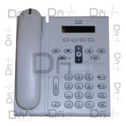 Cisco 6921 White IP Phone