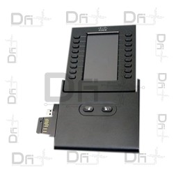 Cisco Key Expansion Module 8900 - 9900 Séries Charcoal IP Phone