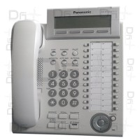 Panasonic KX-DT333 Digital Phone Blanc