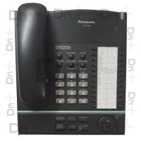 Panasonic KX-T7625 Digital Phone Noir