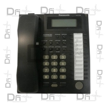 Panasonic KX-T7735 Digital Phone Noir