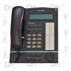Panasonic KX-T7630 Digital Phone Noir