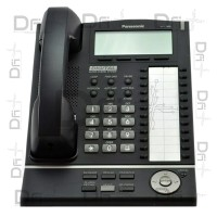 Panasonic KX-T7636 Digital Phone Noir