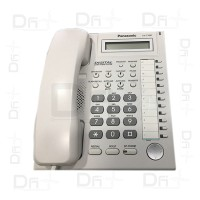 Panasonic KX-T7667 Digital Phone Blanc