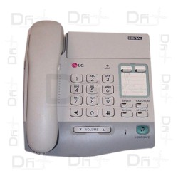 LG Aria LKD-2NS White Digital Phone