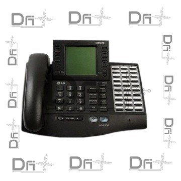 LG Aria LKD-30LD Black Digital Phone