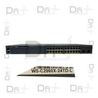 Cisco Catalyst WS-C2960X-24TD-L