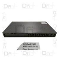 Cisco Catalyst WS-C2960X-24TS-L