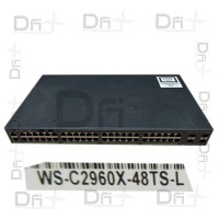 Cisco Catalyst WS-C2960X-48TS-L