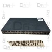 Cisco Catalyst WS-C2960X-48TS-LL