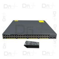 Cisco Catalyst WS-C2960XR-48LPD-I