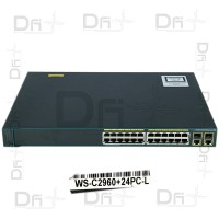 Cisco Catalyst WS-C2960+24PC-L