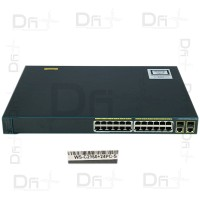 Cisco Catalyst WS-C2960+24PC-S