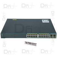 Cisco Catalyst WS-C2960+24TC-L