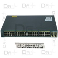 Cisco Catalyst WS-C2960+48PST-L