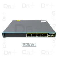 Cisco Catalyst WS-C2960S-24PD-L