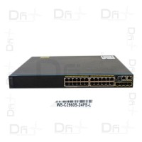 Cisco Catalyst WS-C2960S-24PS-L