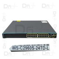 Cisco Catalyst WS-C2960S-24TD-L
