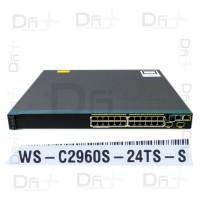 Cisco Catalyst WS-C2960S-24TS-S