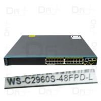Cisco Catalyst WS-C2960S-48FPD-L