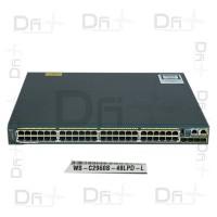 Cisco Catalyst WS-C2960S-48LPD-L
