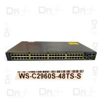 Cisco Catalyst WS-C2960S-48TS-S