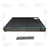 Cisco Catalyst WS-C2960S-F48LPS-L
