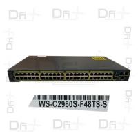 Cisco Catalyst WS-C2960S-F48TS-S