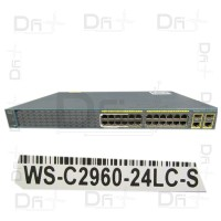 Cisco Catalyst WS-C2960-24LC-S