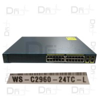 Cisco Catalyst WS-C2960-24TC-L