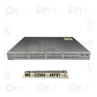 Cisco Catalyst WS-C2960-48PST-L